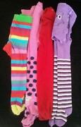 Girls Tights 12-18 Months
