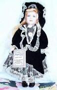 Angelina Porcelain Doll