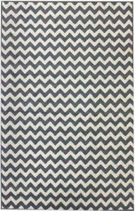 Blue Chevron Rugs