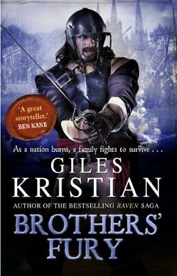 Brothers' Fury (The Bleeding Land) New Paperback Book
