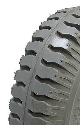 250x4 Cst 4ply Gray Bar Tire W/ Tube - Set Of 2 For 250-4