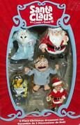 Santa Claus Is Coming to Town Ornament