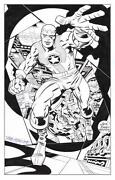 Jack Kirby Original Art