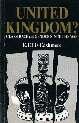 United Kingdom?: Class, Race and Gender Since the War, Cashmore, Ernest, Used; G for sale  Shipping to Ireland