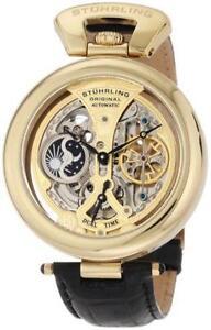 stuhrling watch stuhrling skeleton watches