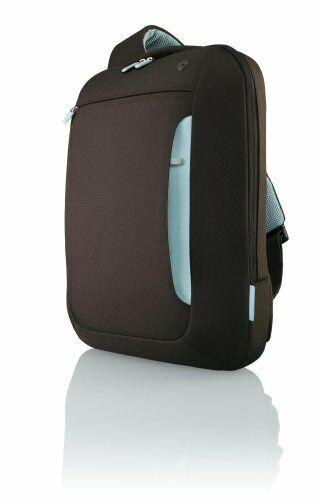 "New Belkin Messenger Bag 15.4"" Laptop Sling Brown Blue Accen"