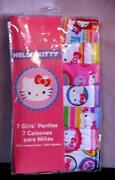 Hello Kitty Underwear