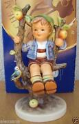 Goebel Hummel Figurines Apple Tree Boy