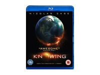Knowing on Blu-ray