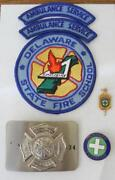Delaware Fire Patch