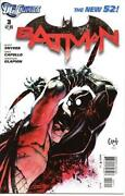Batman 3 New 52