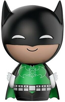 FUNKO Dorbz: DC Dorbz - Green Lantern Batman [New Toy] Vinyl Figure - Green Lantern Vinyl Figure