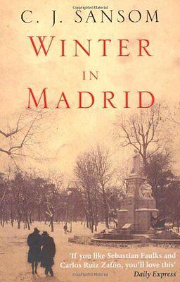 Winter in Madrid,C. J. Sansom