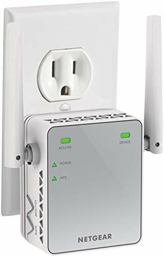 NETGEAR WiFi Range Extender EX2700 - Coverage up to 600 sq.ft. and 10 devices