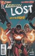 Legion Lost New 52
