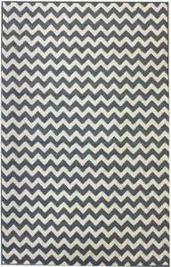 Good Blue Chevron Rugs