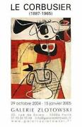 Le Corbusier Lithographs