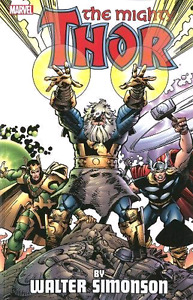 The Mighty Thor by Walter Simonson
