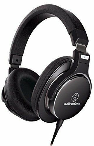 Audio-Technica SonicPro High-Resolution Headphones with Acti