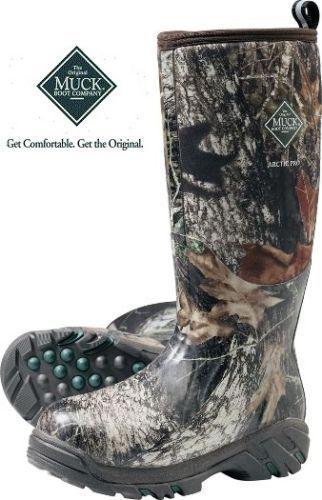 Muck Arctic Pro Boots Camo Premium Hunting Boots - Men's 13