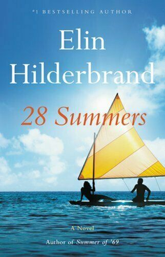 28 Summers by Elin Hilderbrand (P.D.F)