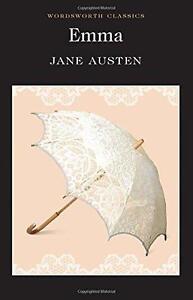 Emma (Wordsworth Classics), Jane Austen | Paperback Book | 9781853260285 | NEW