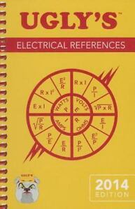 Ugly's Electrical References, 2014 Edition by Jones & Bartlett Learning
