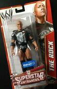 WWE Action Figures The Rock
