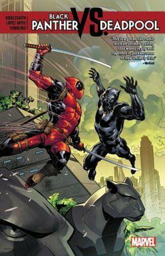 Black Panther vs. Deadpool by Daniel Kibblesmith: Used