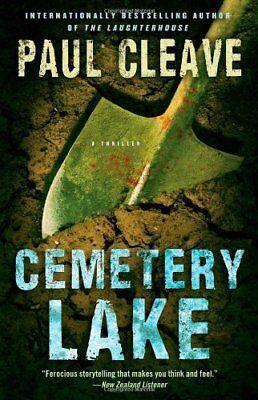 Cemetery Lake  A Thriller  Christchurch Noir Crime