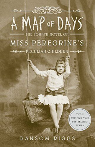 A Map of Days: 4 (Miss Peregrine