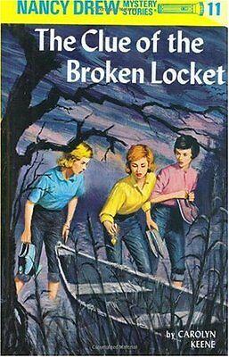 The Clue of the Broken Locket (Nancy Drew, Book 11) by Carolyn Keene