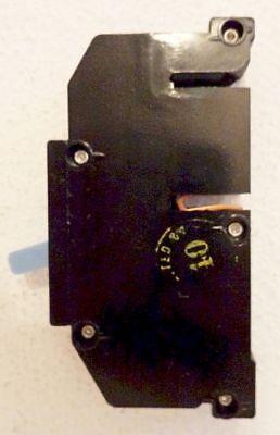 Zinsco15 Amptype T Single 1 Polebreakercircuit Panel