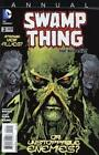 Swamp Thing New 52