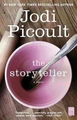 The Storyteller - Paperback By Picoult, Jodi - GOOD