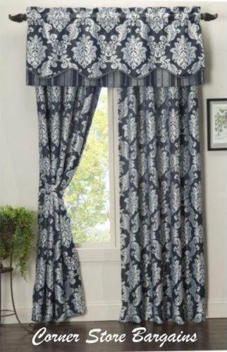 Jaclyn Smith Curtains Ebay