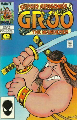 GROO the WANDERER #1-120 ‼️YOU PICK‼️ 1985 2nd SERIES Sergio Aragones MARVEL