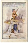 WW1 Comic Postcards