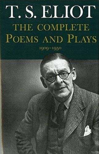 Complete Poems And Plays,: 1909-1950 By Professor Eliot, T S: Used