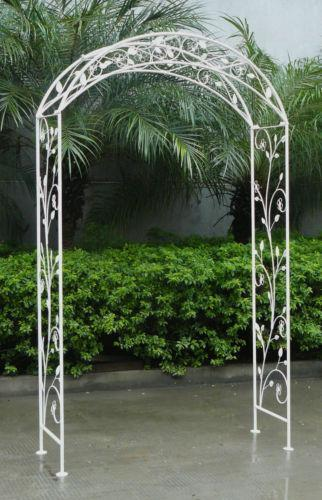 Wrought Iron Arch Garden Amp Patio Ebay