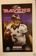 Baltimore Ravens Program