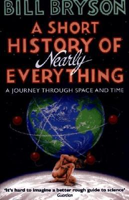 Used, A Short History of Nearly Everything by Bill Bryson (author) for sale  Oxford