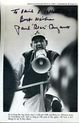 Bear Bryant Autograph