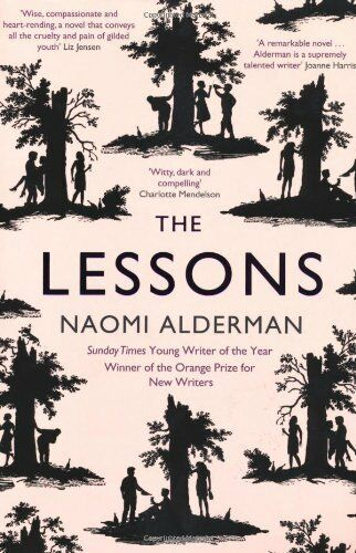 The Lessons,Naomi Alderman