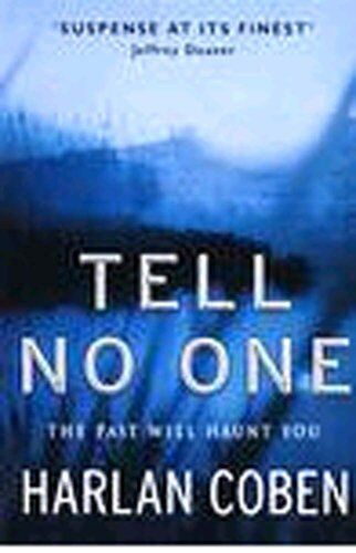 Tell No One,Harlan Coben- 9781407207117