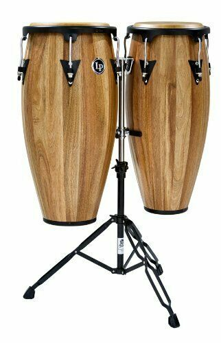 Latin Percussion LP Aspire Jamjuree Wood Conga Set