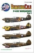 1/48 P-40 Decals