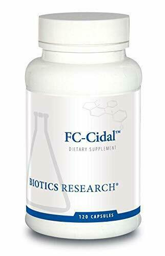 Biotics Research FC-Cidal™, 120 Capsules