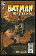 Batman Monster Men