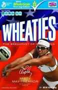 Wheaties Cereal Boxes